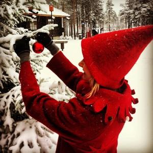 Новый год в Финляндии 2014