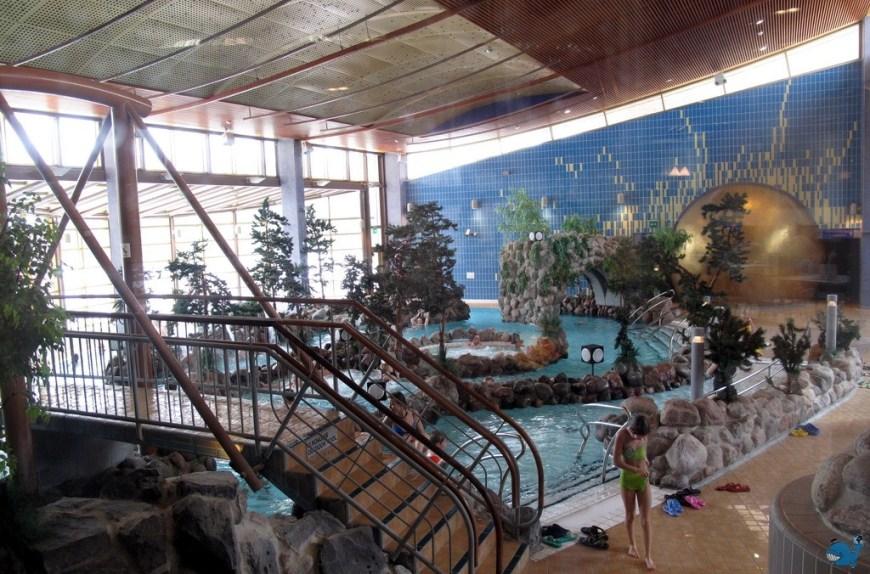Аквапарк в Иматре — лучший отдых для тела