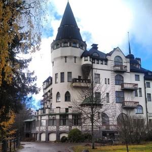 Что посмотреть в финском городе Иматра