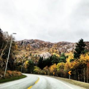 Движение в норвегии