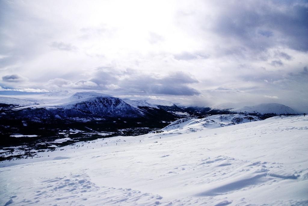 Курорты Норвегии. Где покататься на горных лыжах