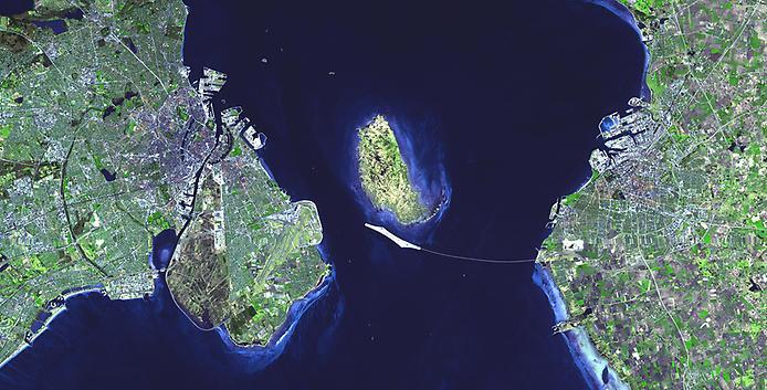Карта моста
