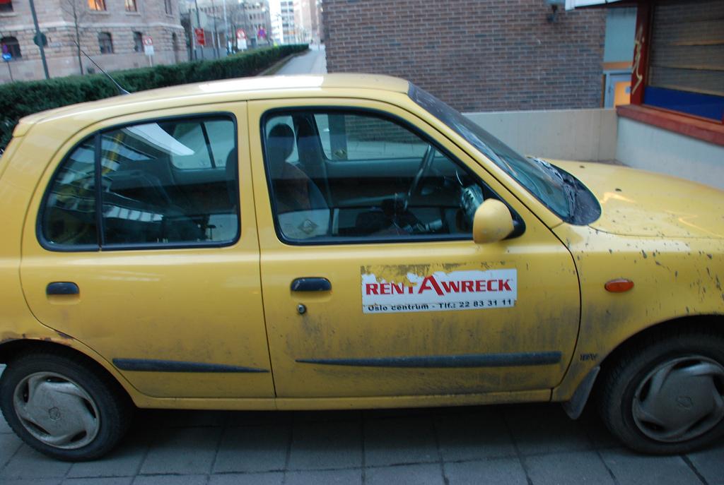 Аренда автомобиля в Норвегии: нюансы и советы