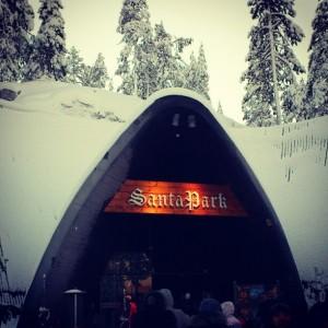 Отдых в Финляндии зимой