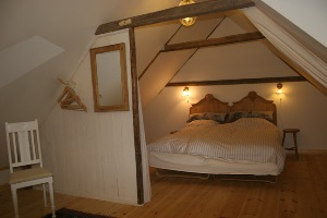 Springbakgaard - интерьер комнаты