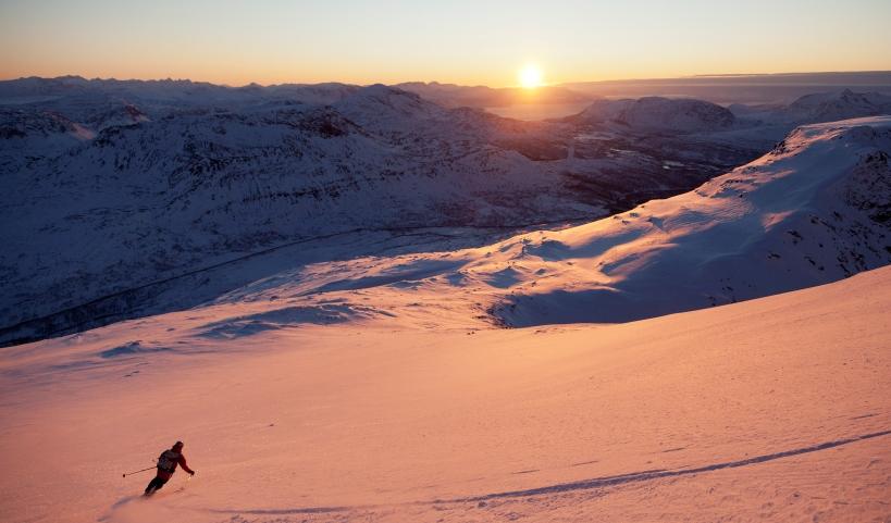 Spanstind, Narvik