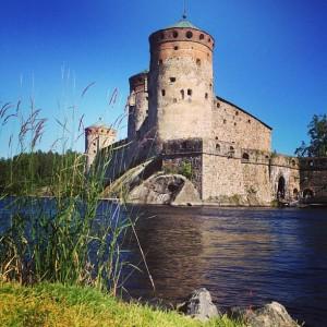 Крепость Olofsborg