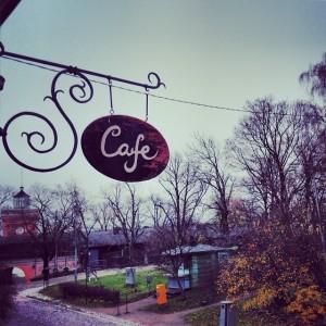 Кофейня в Хельсинки