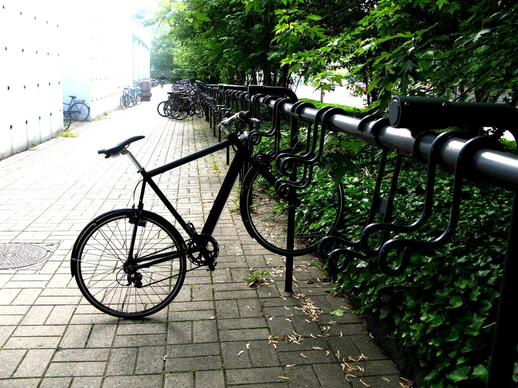 10 причин прокатиться по Дании на велосипеде