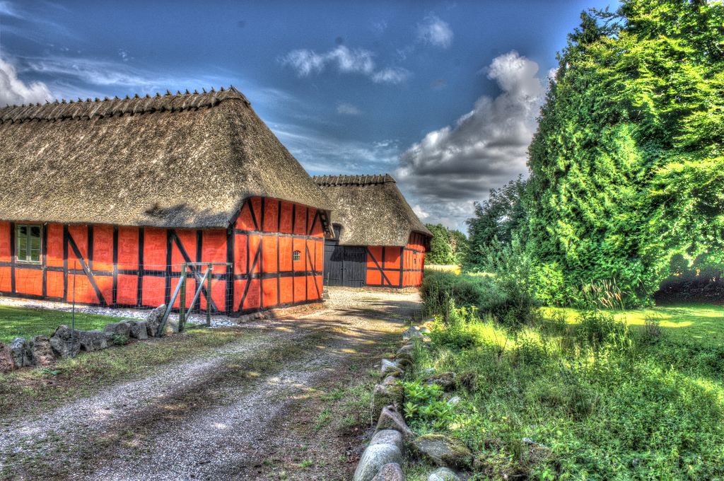 Сельский отдых: Топ 3 ферм Дании