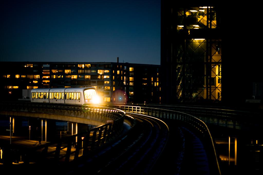 Полезная информация о метро Копенгагена