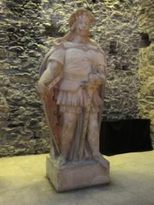 памятник Святому Олафу