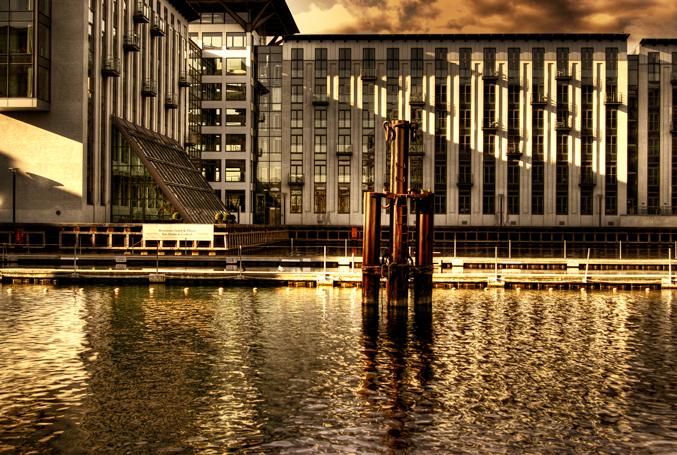 Бассейны Копенгагена под открытым небом