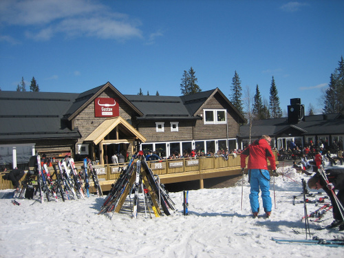 Семейный отдых на курорте Сэлен