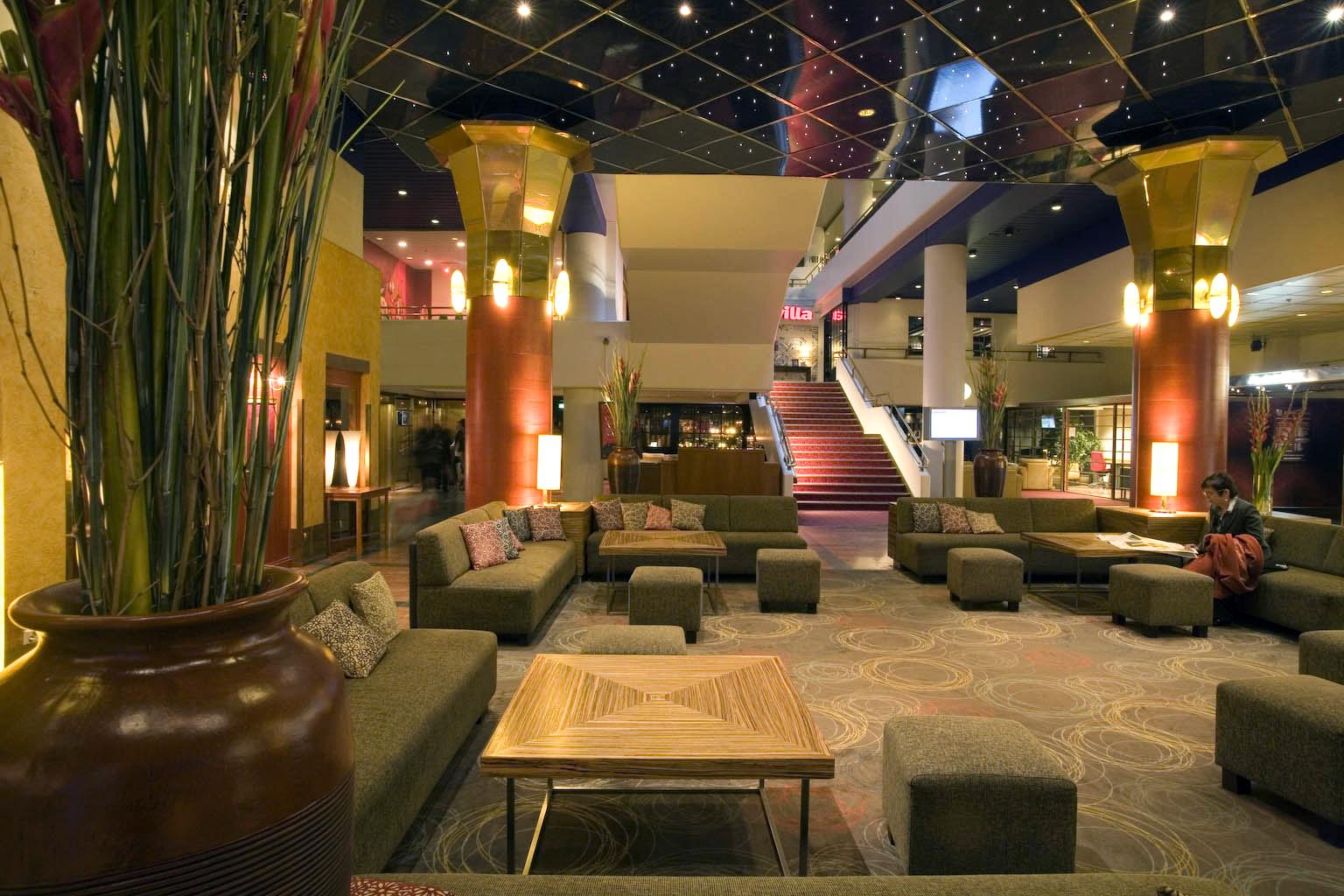 Популярный отель Sokos Presidentti 4* в Хельсинки