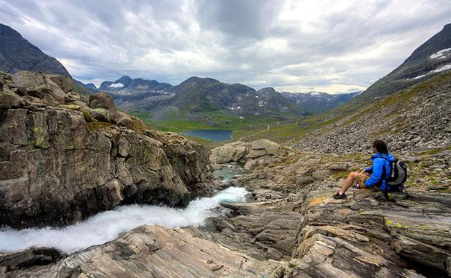 Trollstigen и удивительный пейзаж
