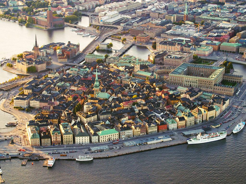 Путешествие в Стокгольм на один день