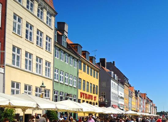 День в Копенгагене: катаемся на велосипеде и пьем пиво