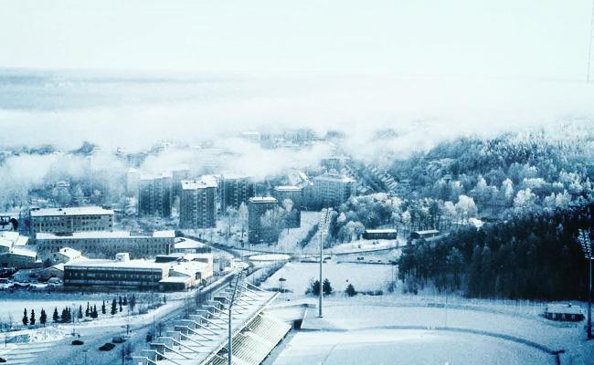 Особенности зимнего отдыха в Финляндии