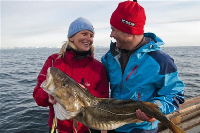 Особенности зимней рыбалки в Норвегии