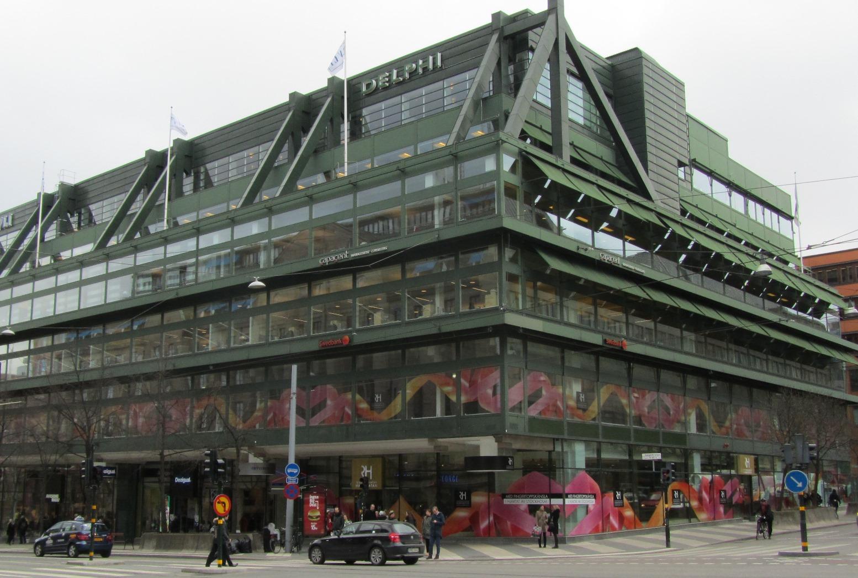 В каких магазинах Стокгольма можно отовариться