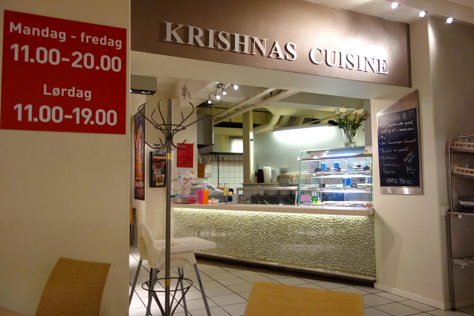 Krishnas Cuisine