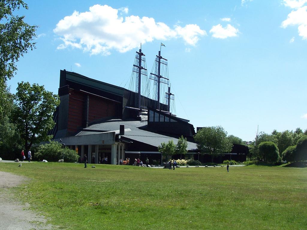Музей Васа — восхитительное воспоминание о Стокгольме