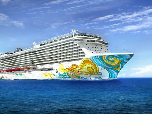 Norwegian Getaway: первый круиз нового лайнера компании Norwegian Cruise Line