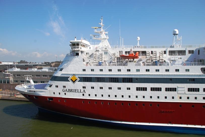 Морское путешествие из Хельсинки в Стокгольм