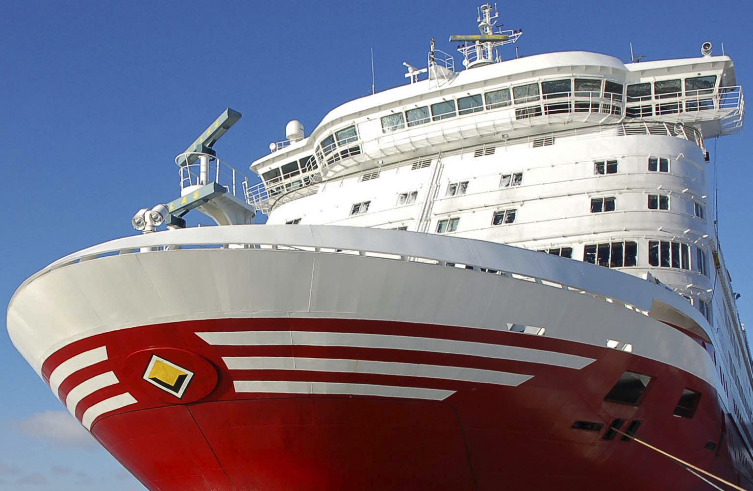 Морское путешествие из Турку в Стокгольм