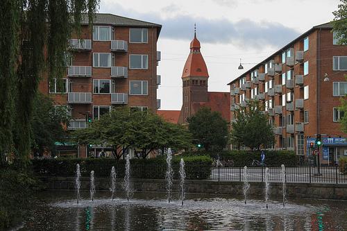 Зеленый гид по Копенгагену