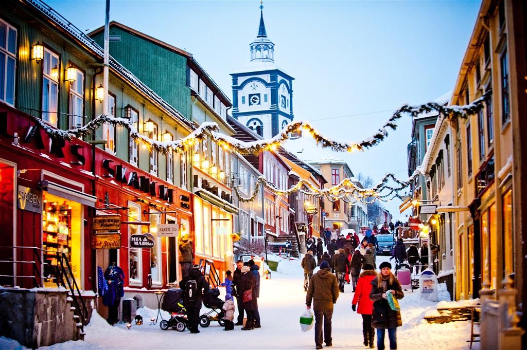 Отзывы туристов о зимней Норвегии