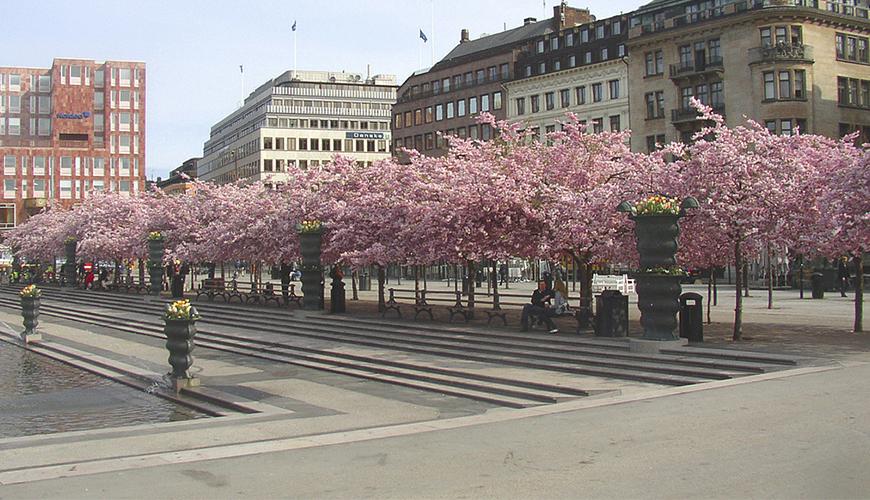 Погода в Стокгольме в апреле