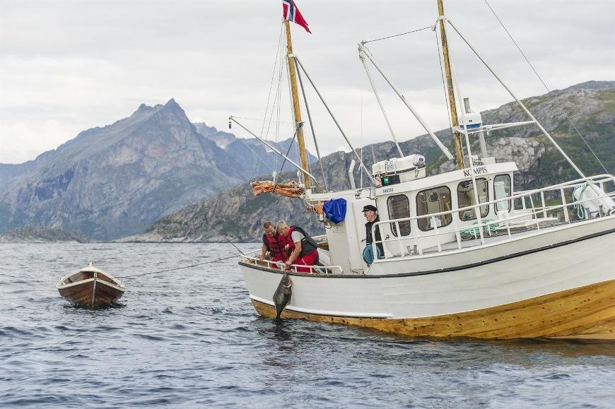 Рыбалка в Норвегию в пресноводных озерах