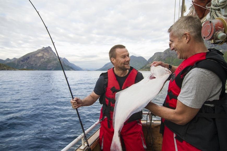 Где порыбачить в Норвегии
