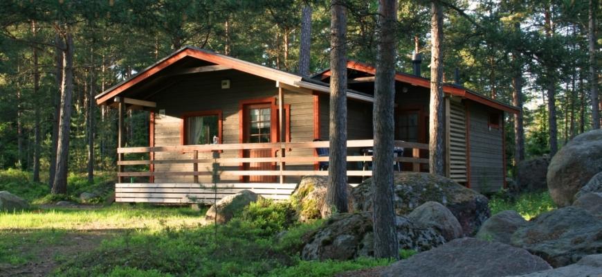 Семейный отдых на финском курорте Santalahti (Санталахти)