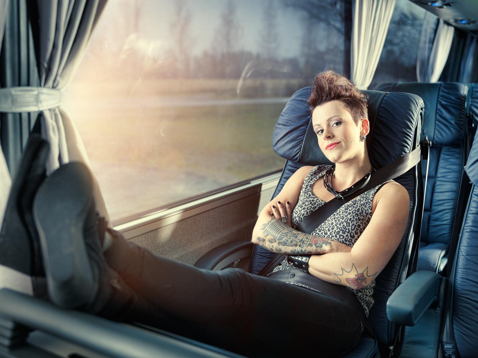Автобусы в Норвегии — путешествие по стране с комфортом