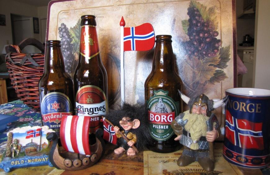 Какие сувениры привезти из Норвегии, чтобы порадовать близких
