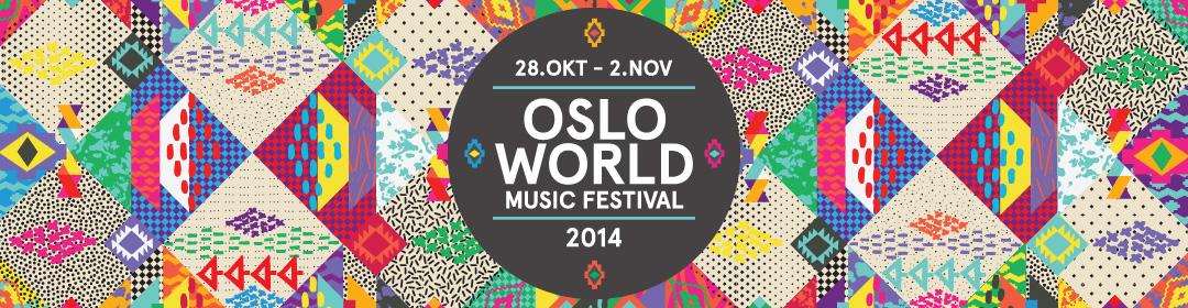 Фестиваль мировой музыки в Осло 2014