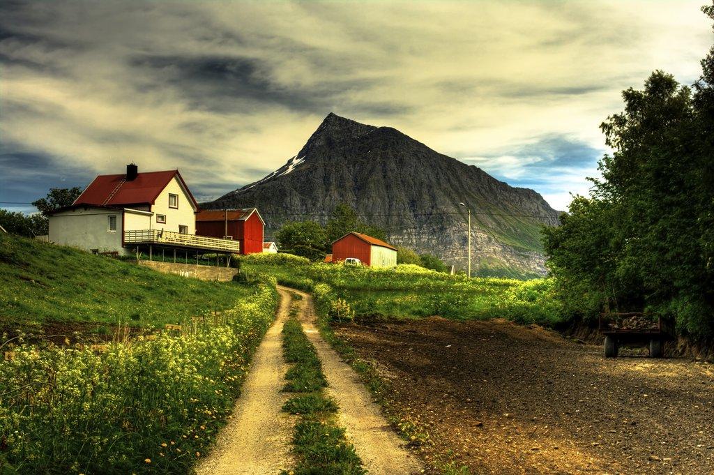 Summer-Norway
