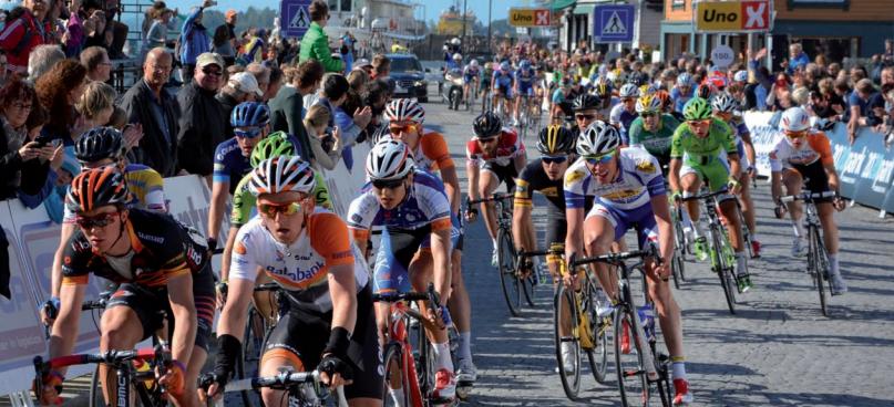 Тур де Фьорды: праздник для звезд велоспорта
