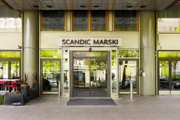 Недорогой отель в Хельсинки.