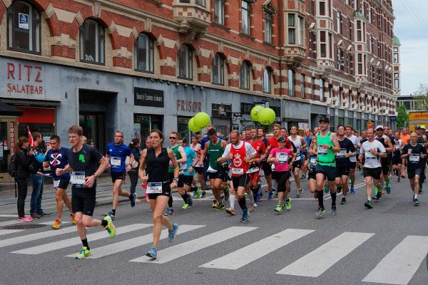 Традиционный майский марафон.