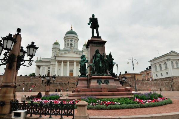 Сенатская площадь.