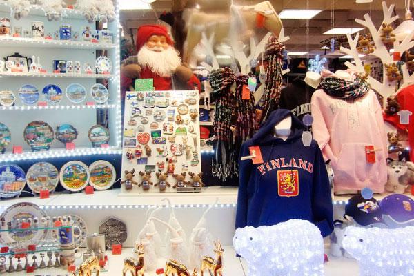 Финские сувениры.