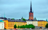 Город четырнадцати островов — Стокгольм в июне