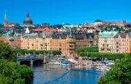 Майская сказка Стокгольма