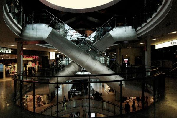 Торговый центр Камппи.