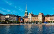 Дождливый и солнечный сентябрь в Стокгольме