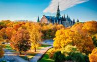Стокгольм в октябре: золотая осень на родине Карлсона